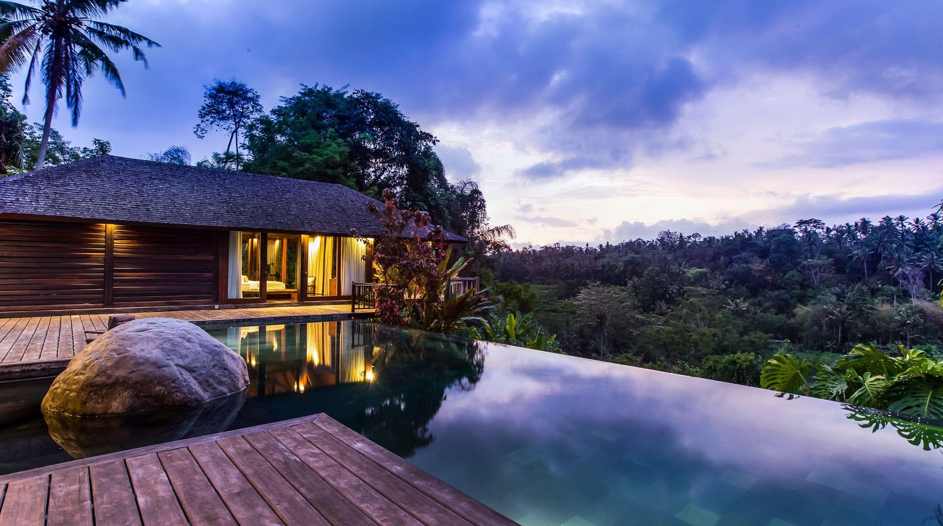 Villa Kamaniiya - Ubud, Bali, Indonesia