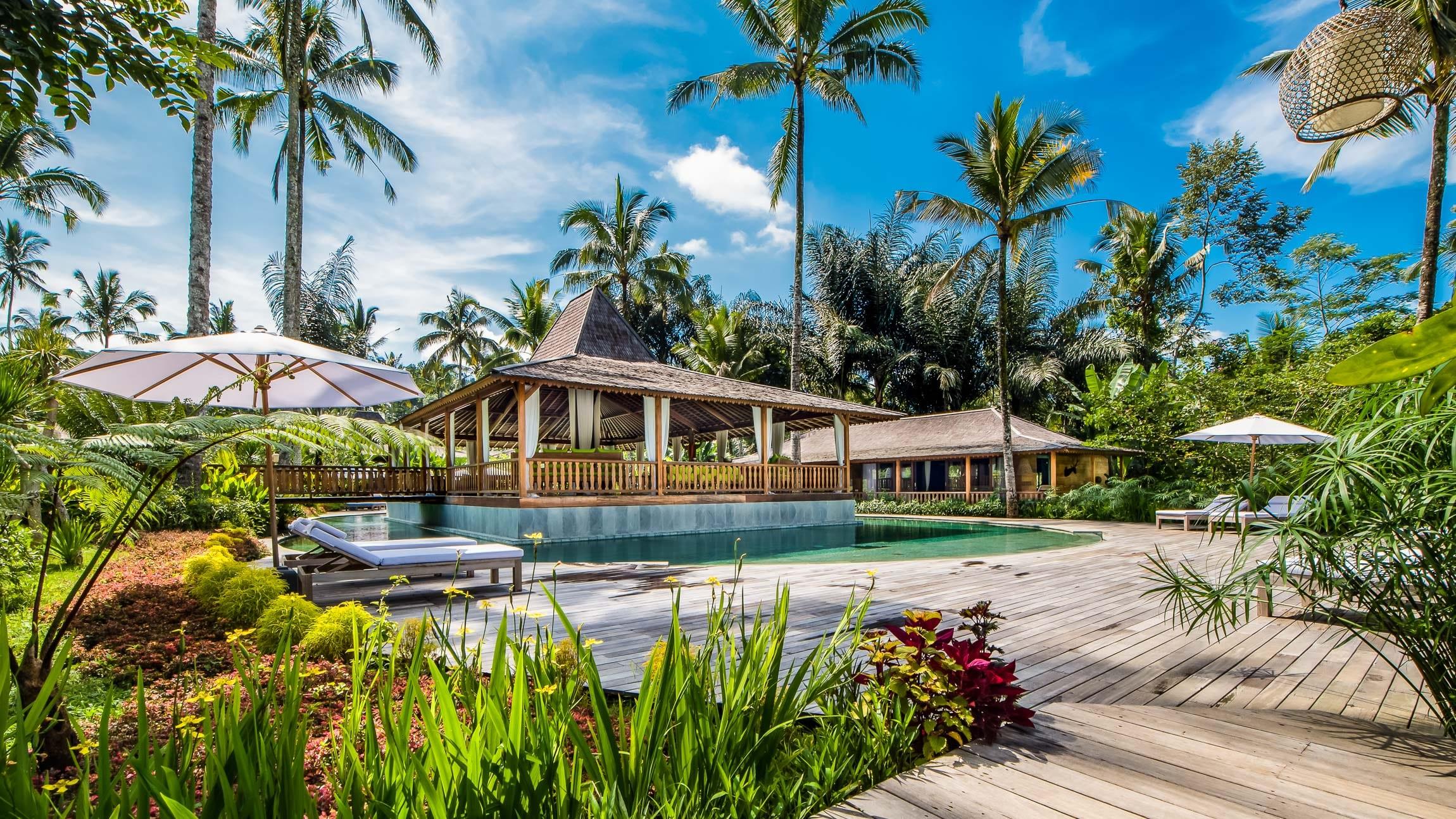 Villa Nag Shampa - Ubud, Bali, Indonesia