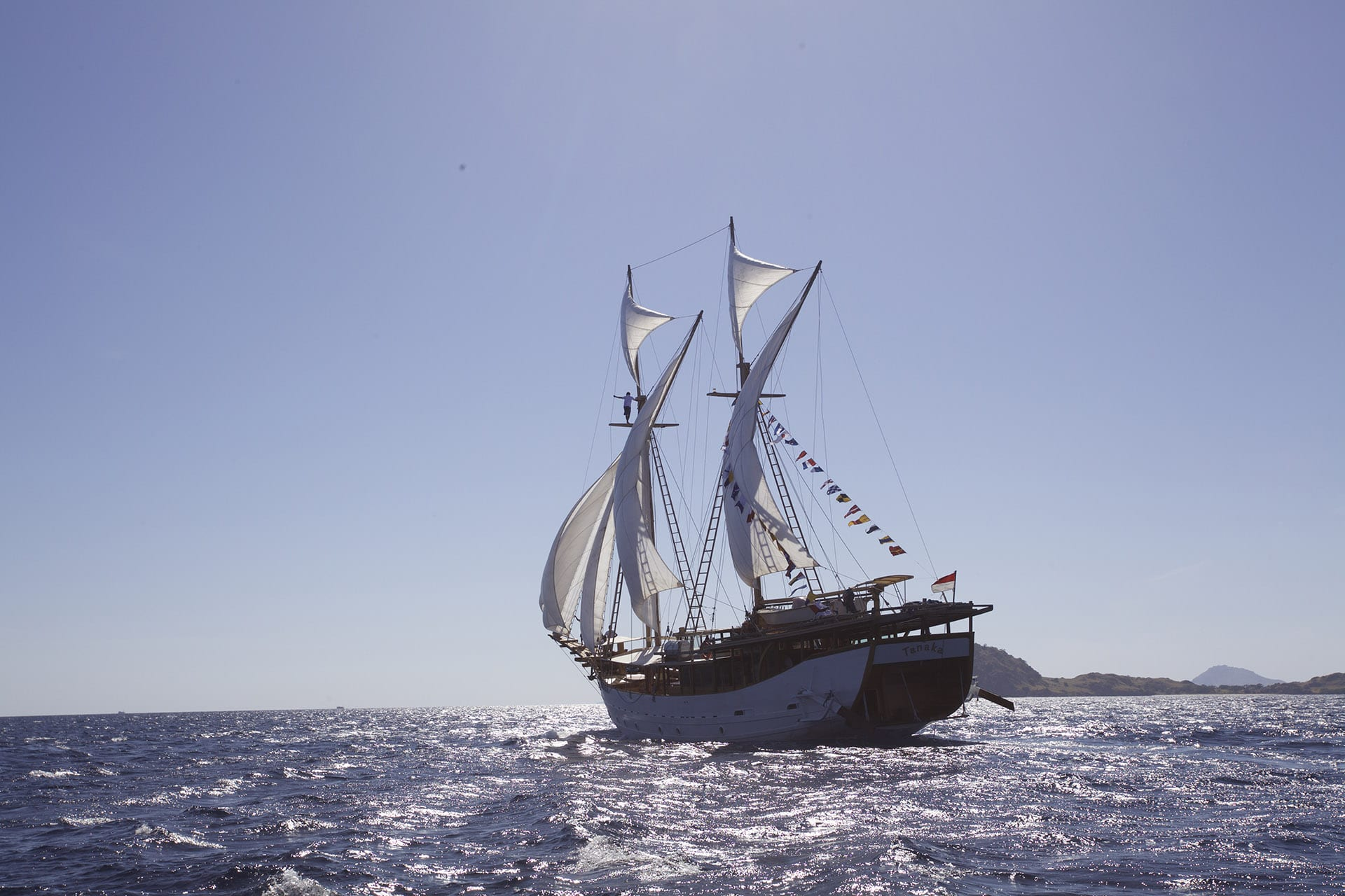 Tanaka - Yacht Charter Indonesia