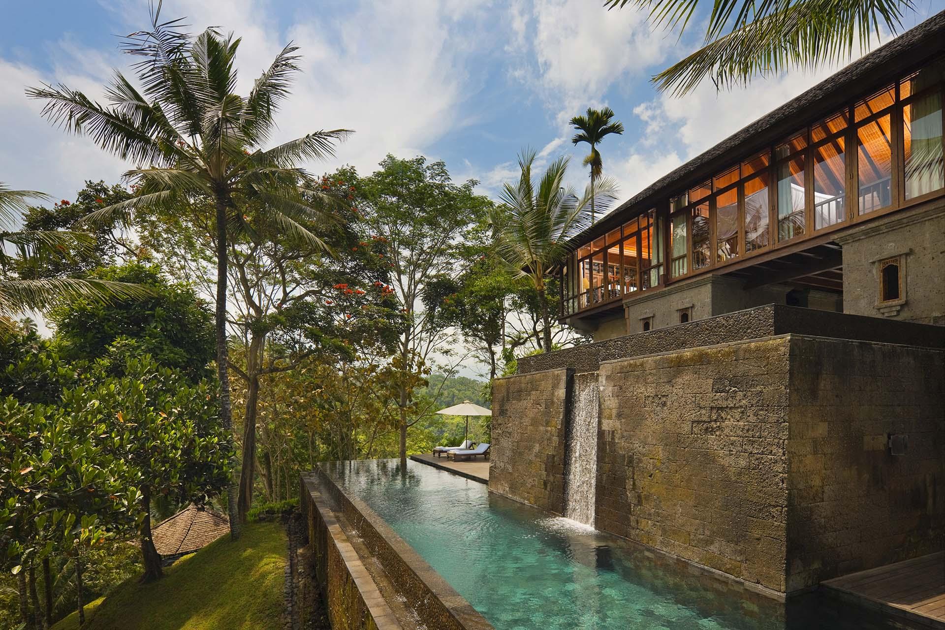 Umabona Residence - COMO Shambhala Estate, Bali, Indonesia