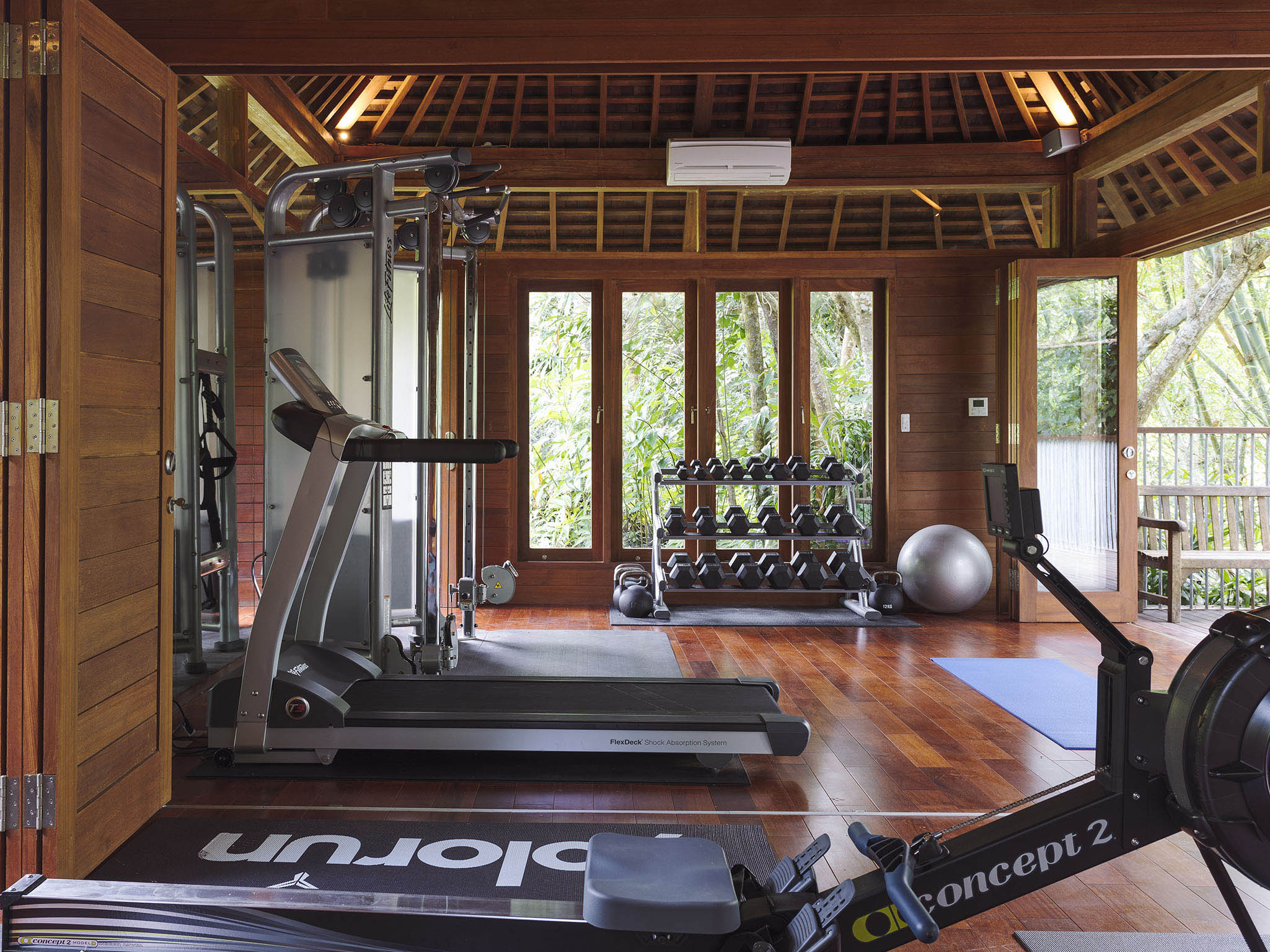 Bali Villas with Gyms - The Arsana Estate