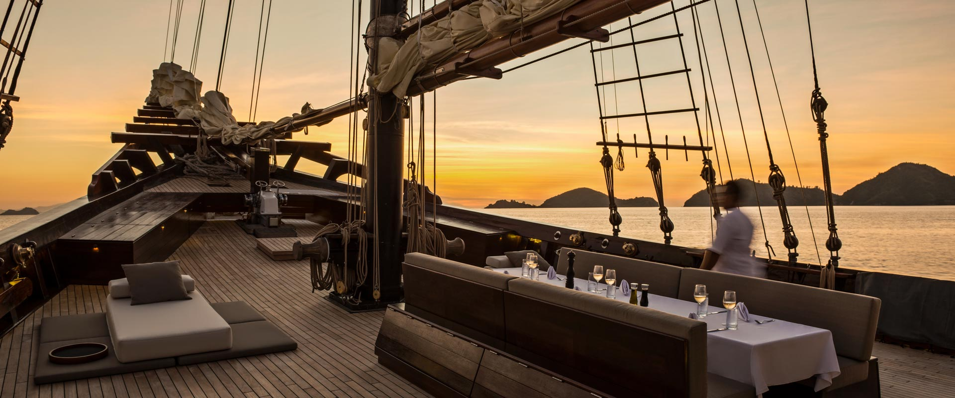 Luxury Indonesia Yacht Charter