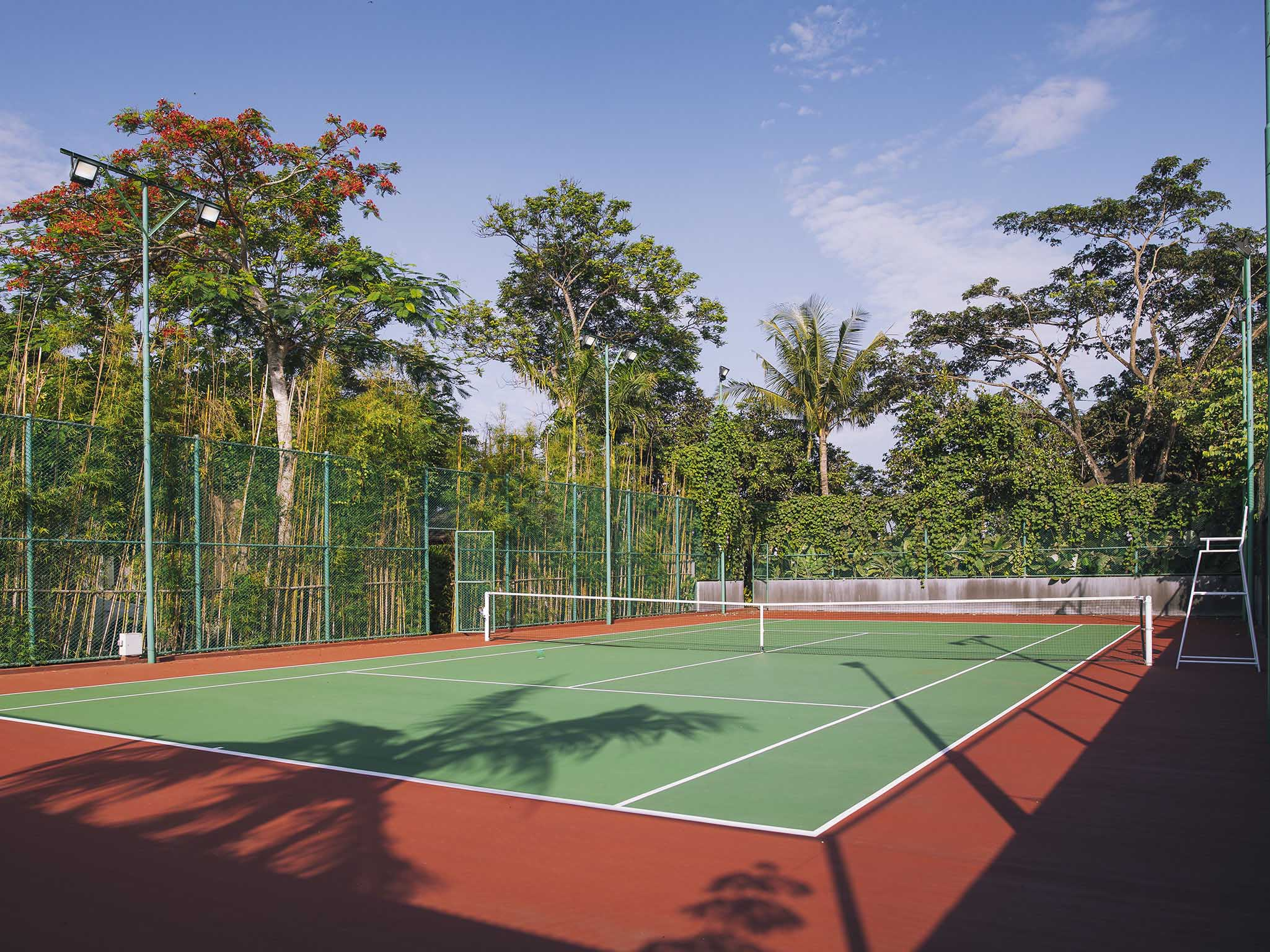 Bali Villas with Tennis Courts