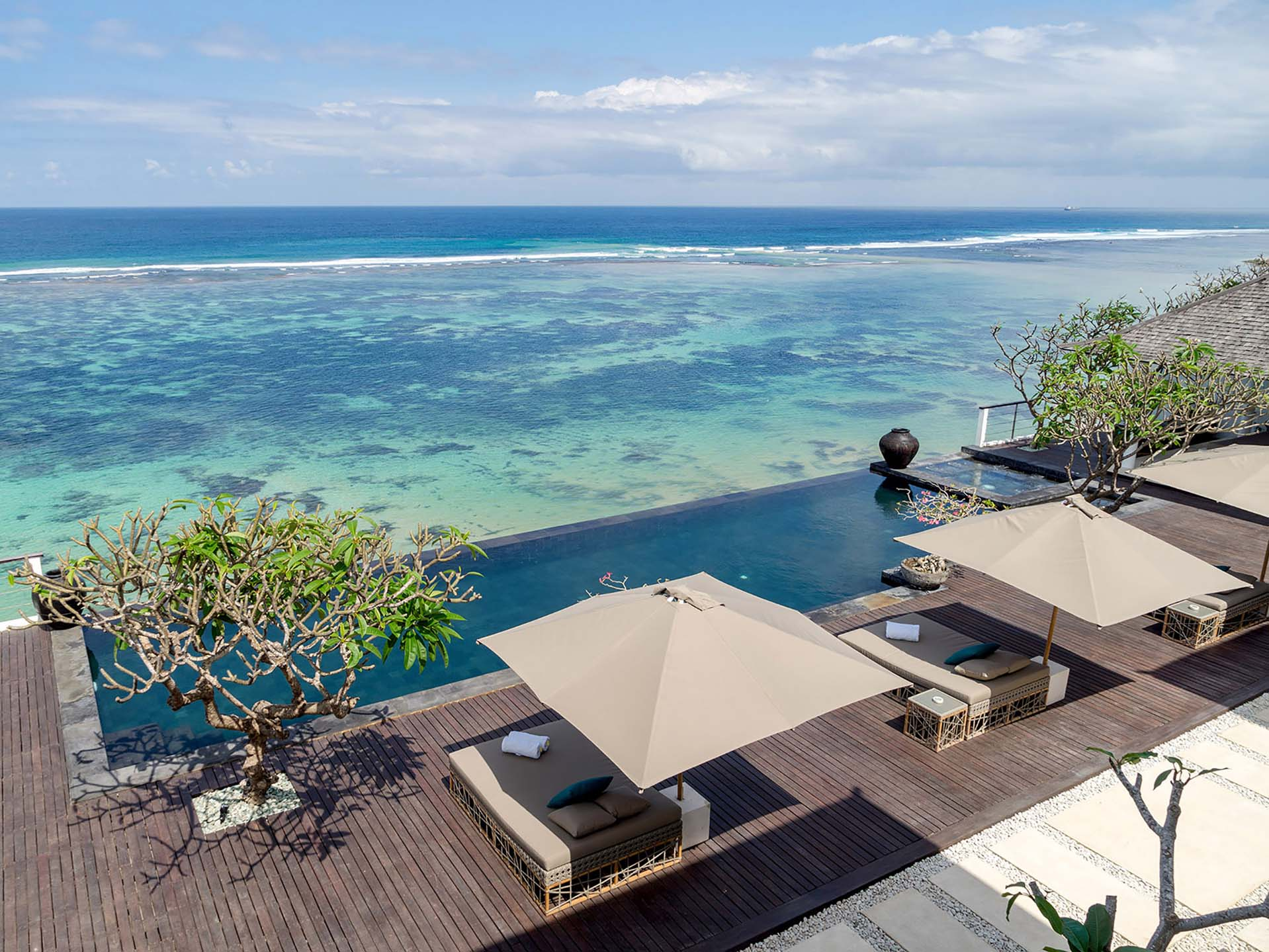 Grand Cliff Nusa Dua - Ultimate Bali Luxury Villas