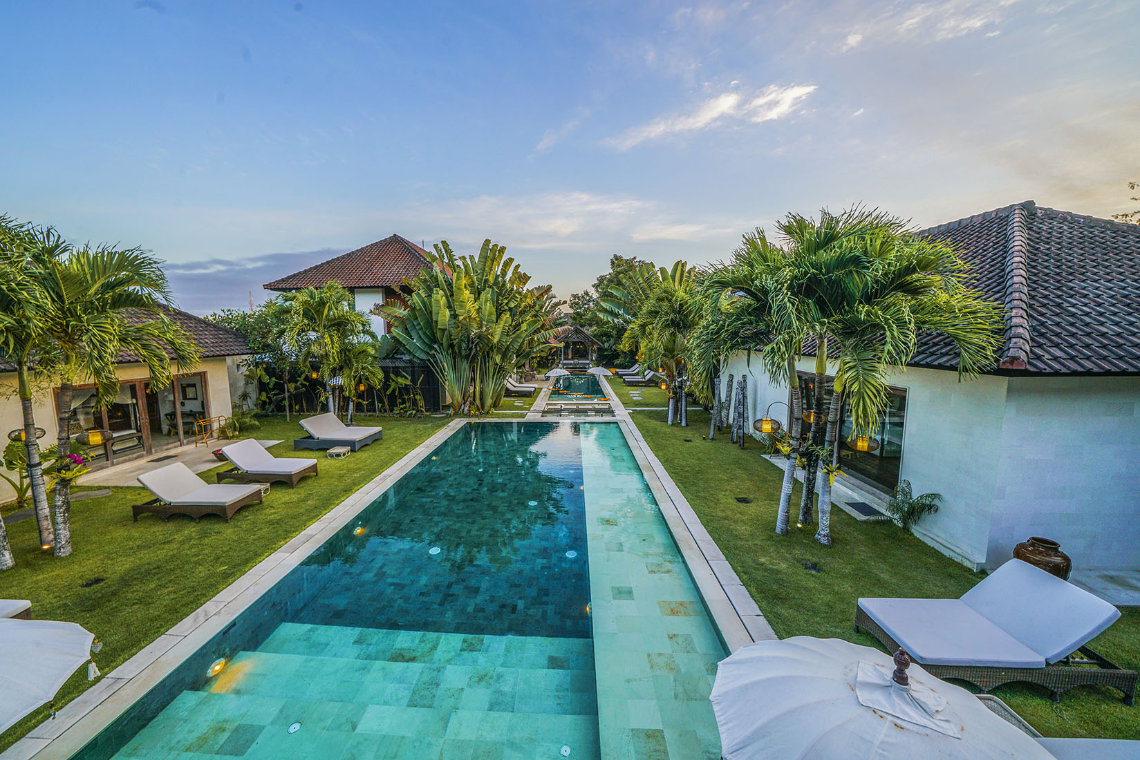 Abaca Villas Estate - Seminyak Luxury Villas