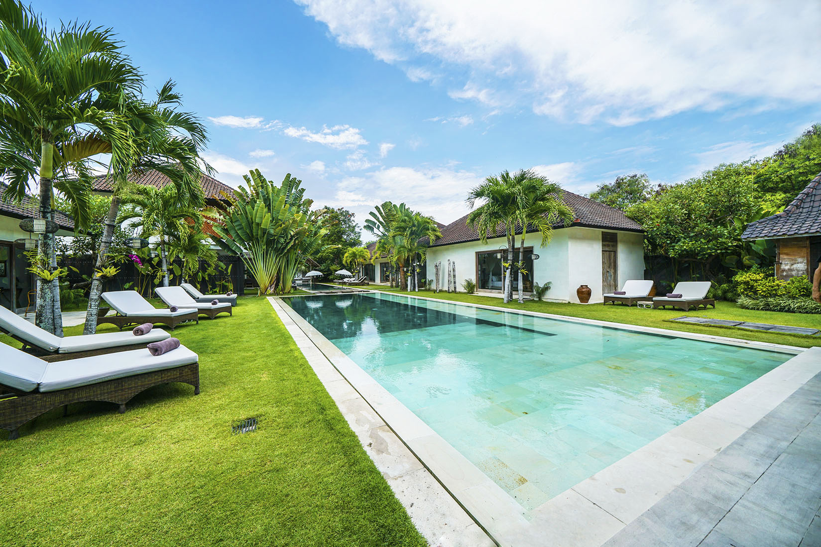 Abaca Villa Iluh - Seminyak Luxury Villas