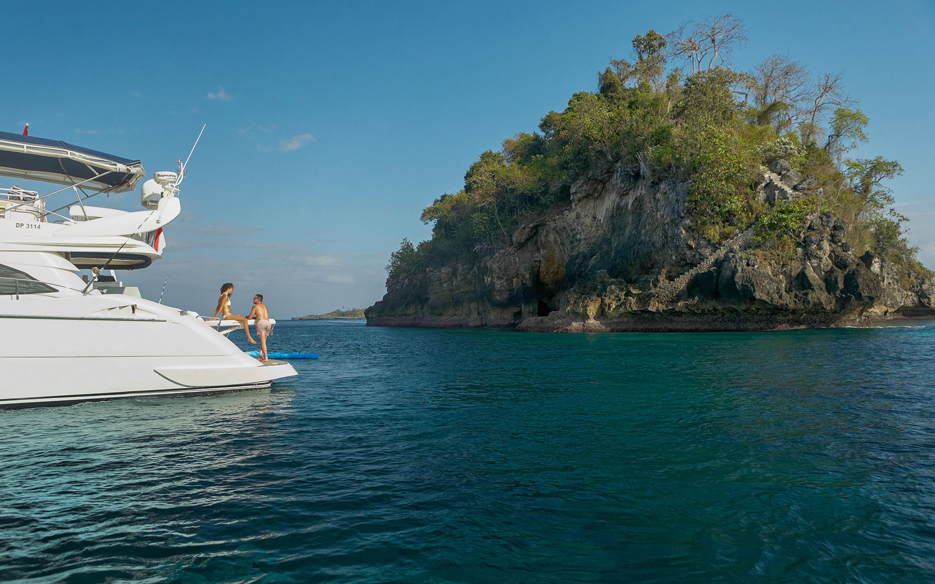 Bali's Most Luxurious Yachts and Day Charters