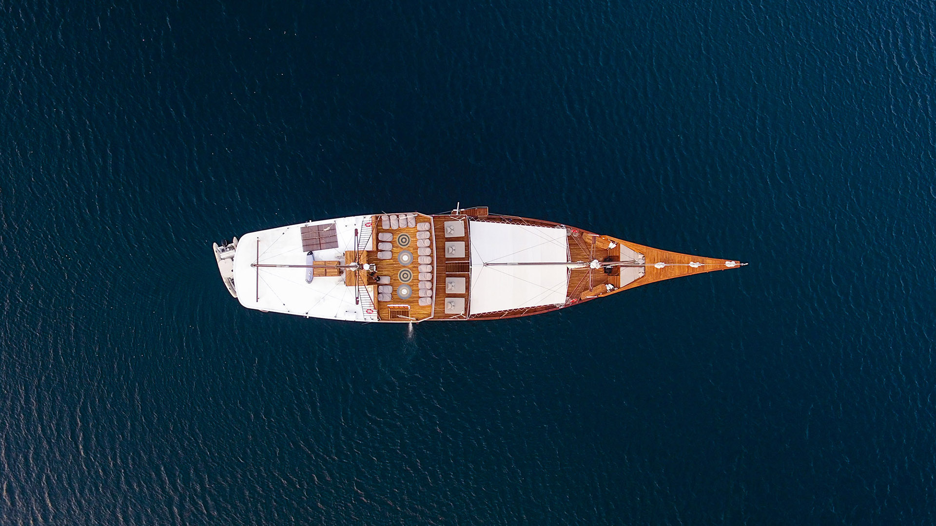 The Most Luxurious Yachts in Indonesia