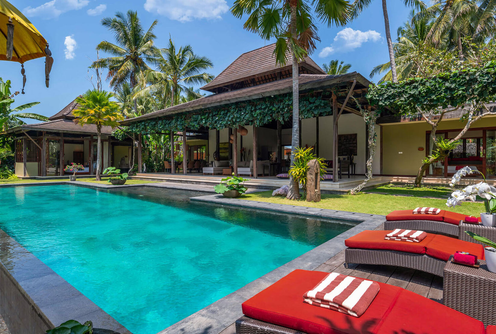 Villa Crystal Castle - Ubud Luxury Villas
