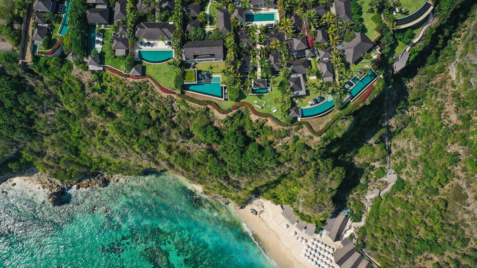 The Ungasan Clifftop Resort - Stunning Clifftop Villas in Bali