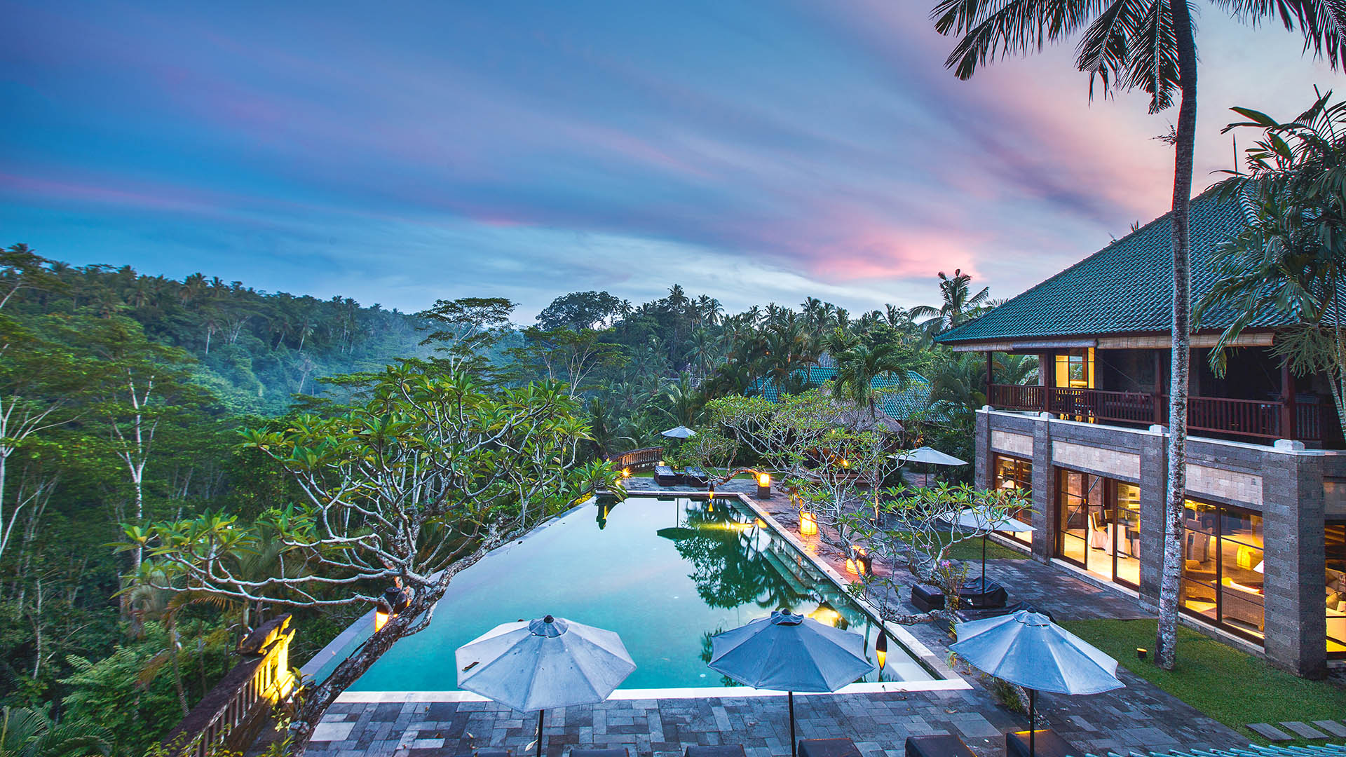 Ubud Luxury Homes & Villas